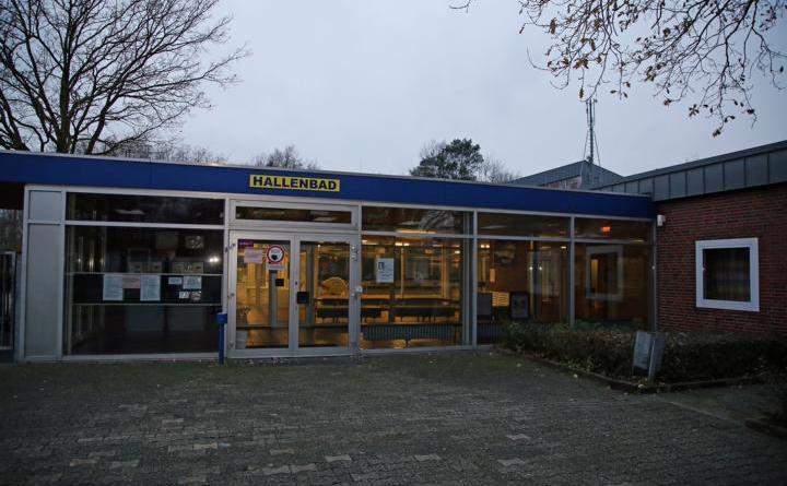 Das Harener Hallenbad bleibt vorerst geschlossen. Foto: Stadt Haren (Ems)