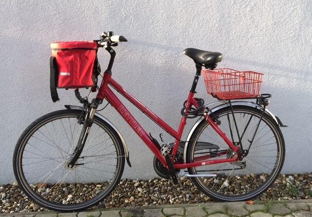 Lingen - Eigentümer eines Kettler Fahrrades gesucht - Foto: Polizei