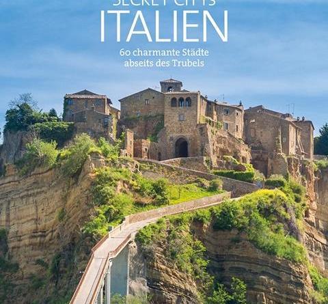 Die schönsten Städte in Bella Italia - »Secret Citys Italien« zeigt Traumstädte, die noch entdeckt werden wollen