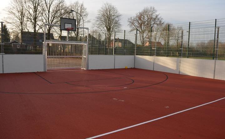 Soccerfeld in Groß Hesepe fertiggestellt - Offizielle Eröffnung wird mit Fußballturnier nachgeholt - Foto: Gemeinde Geeste