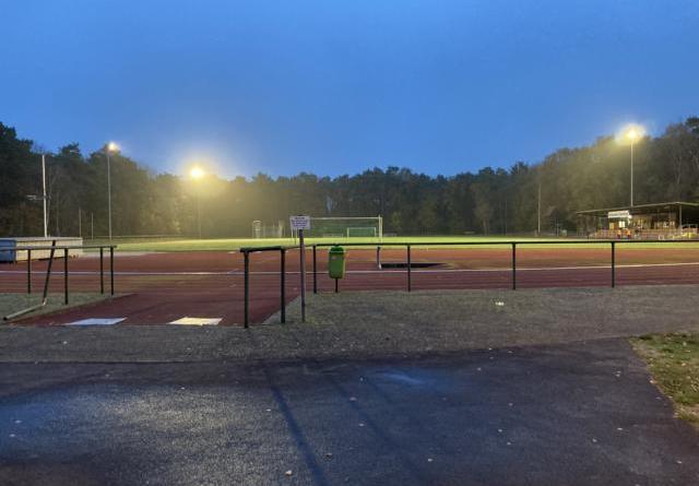 Sportlich aktiv auch in den Abendstunden - Foto: Stadt Papenburg