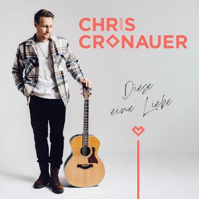Chris Cronauer - knackt mit »Diese eine Liebe« Lyric-Video 50.000 Views