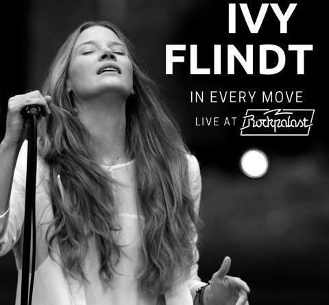 """Ivy Flindt veröffentlichen digitales Live- Album und analoges Fotomagazin """"In Every Move – Live at Rockpalast"""""""