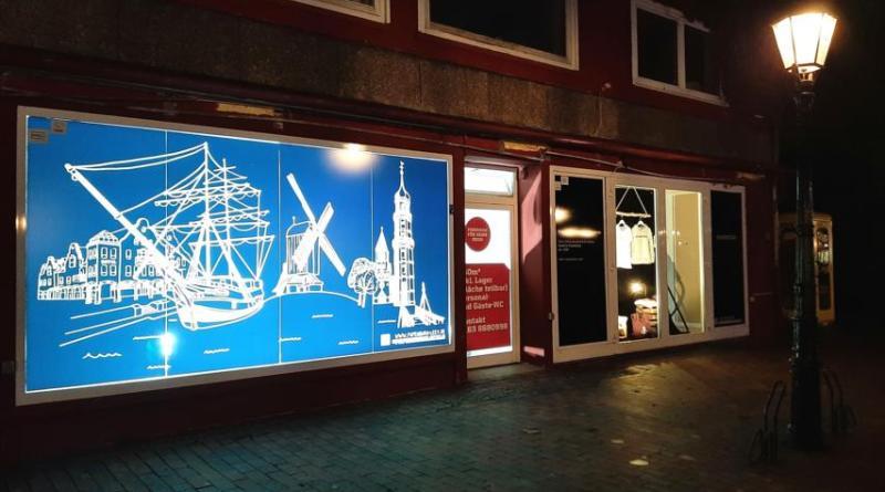 """Die StartUps """"papenburg leev"""" und """"wunnerbor"""" waren bislang online präsent und sind durch #papenburglocals nun auch offline sichtbar. Foto: Citymanagement Papenburg"""