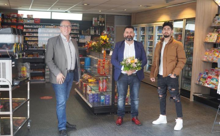 Mamo´s Kiosk in Lookenstraße neu eröffnet - Foto: Stadt Lingen