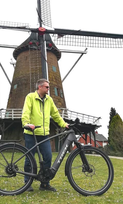 Speed auf zwei Rädern - Ein S-Pedelec-Tagebuch - Foto: A. Brüna