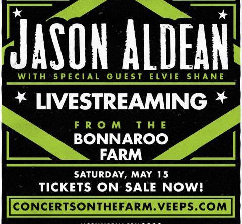 """JASON ALDEAN: """"Live from the Bonnaroo Farm"""""""