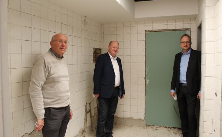 Sanierung der Sporthalle an der Parkstraße - Die Gemeinde Wietmarschen erhält eine Förderung in Höhe von 82.800 Euro vom Land Niedersachsen. - Foto: Gemeinde Wietmarschen