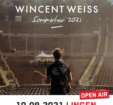 Wincent Weisss in der Emslandarena