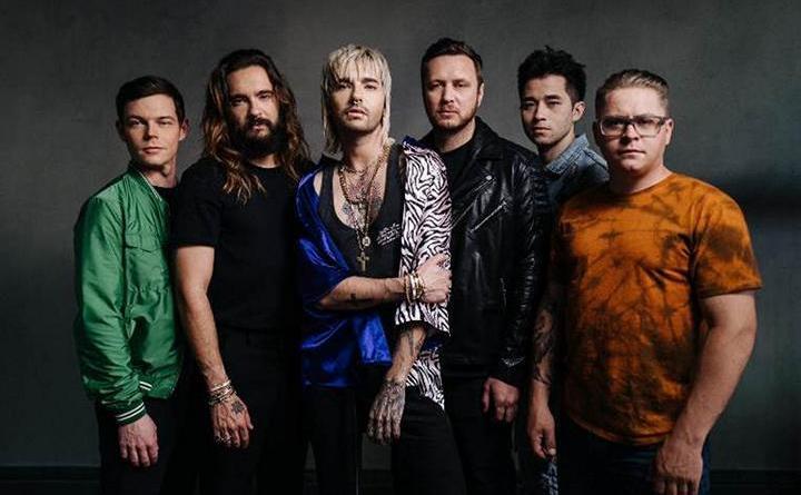 """Tokio Hotel x VIZE veröffentlichen ihr Cover zu """"Behind Blue Eyes"""" und drehen Musikvideo live bei GNTM"""