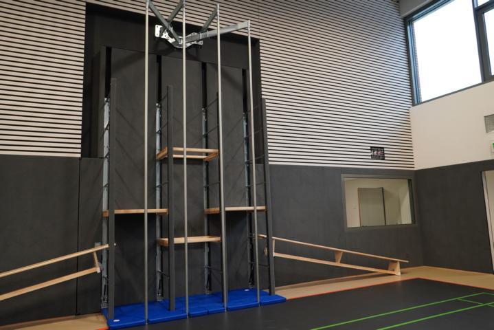 Schlüsselübergabe der neuen Sporthalle an der Grundschule Altenlingen - 400.000 Euro Fördergelder vom Land Niedersachsen - Foto: Stadt Lingen