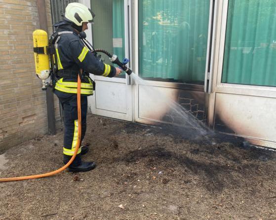 Feuerwehr Nordhorn zur Wochenmitte bereits bei sechs Einsätzen gefordert . Foto: Hendrik Brink, Feuerwehr Nordhorn