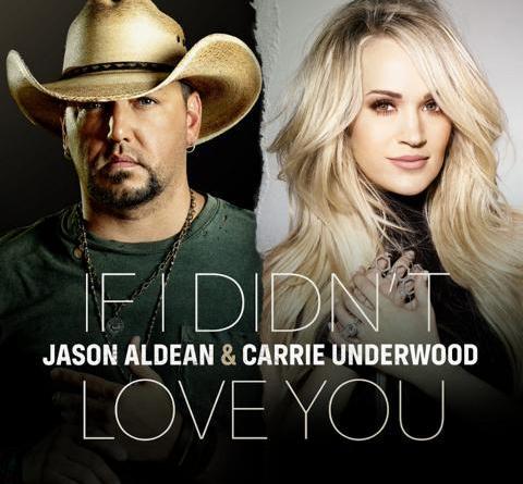 """Jason Aldean: Duett mit Carrie Underwood auf neuer Single """"If I Didn't Love You"""""""