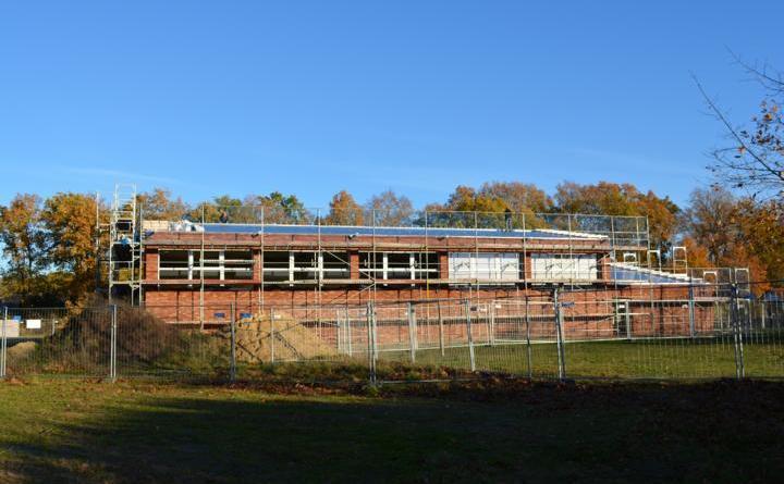 Tag der offenen Tür am 03. September - Sport- und Jugendtreff in Dalum fertiggestellt - Foto: Gemeinde Geeste
