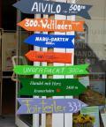 """Vom Lingener Schaufenster zum """"Sch(l)aufenster"""" - Informationen rund um die Themen Lebensmittelverschwendung, Regionalität, Fairtrade - Foto: Stadt Lingen"""