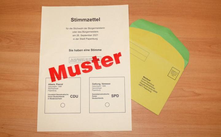 Stichwahl in Papenburg findet am Tag der Bundestagswahl statt - Wahllokale öffnen von 8 bis 18 Uhr – Sonderregelungen für Briefwahl - Foto: Stadt Papenburg