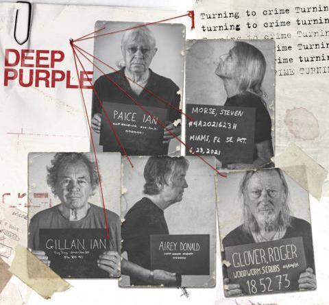 """DEEP PURPLE kündigen neues Album """"Turning To Crime"""" für den 26.11. auf earMUSIC an und stellen Single """"7 And 7 is"""" vor"""