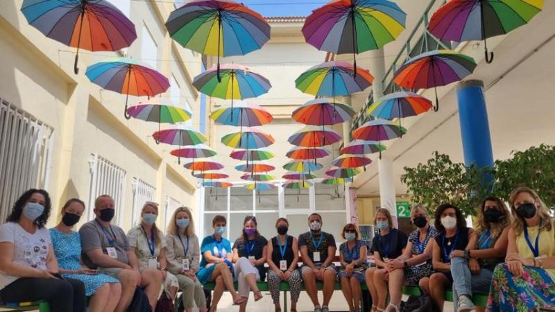 Gymnasium Nordhorn setzt Erasmusprojekt fort - Vertreterinnen der sechs Partnerschulen treffen sich auf Teneriffa. Foto: Kirsten Rigterink