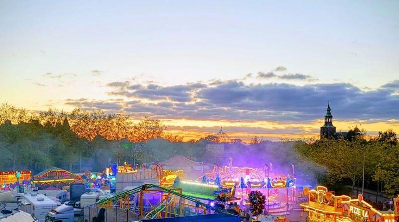 Nordhorn feiert wieder Herbstkirmes - Volksfest wird wie gewohnt auf dem Neumarkt stattfinden - Foto: Stadt Nordhorn