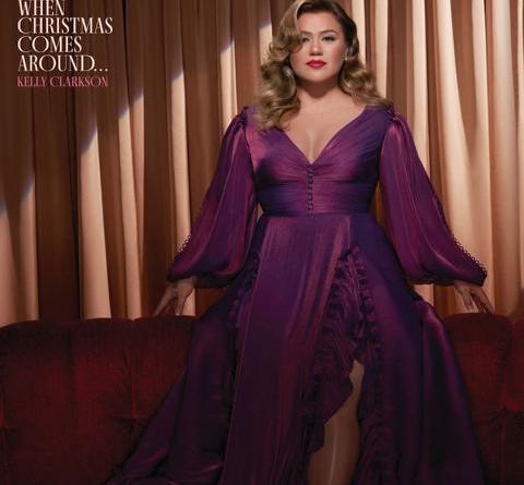 """KELLY CLARKSON veröffentlicht ihr neuntes Studioalbum """"When Christmas Comes Around…"""""""