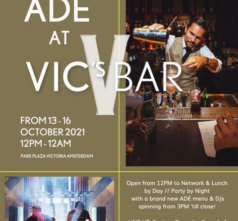Ready, Steady, Go ADE - Park Plaza Victoria ist der perfekte Platz zum Amsterdam Dance Event!