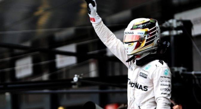 Hamilton torna Hamilton e vince in Spagna