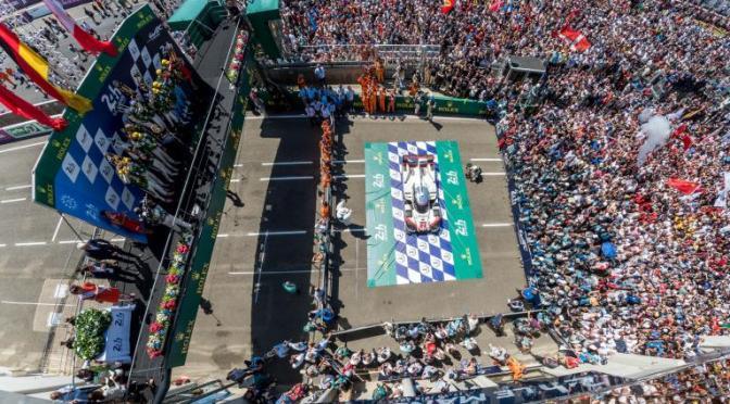 Le Mans d'altri tempi