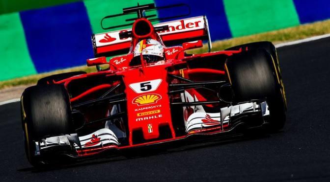 La Ferrari domina, soffre e fa doppietta