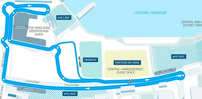 High Voltage Bring: 2017 FIA Formula E HKT Hong Kong E-Prix