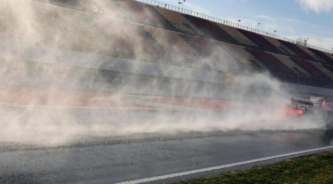 PRESENTAZIONE TEST BARCELLONA F1 2018
