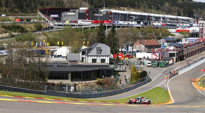 SPA-FRANCORCHAMPS 6 HOURS