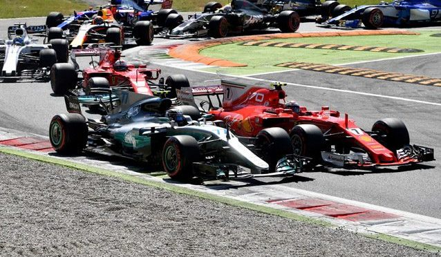 2018 F1 ITALIAN GP: AN INTRODUCTION