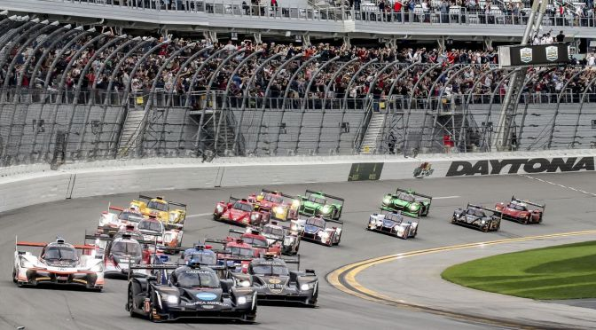 57TH ROLEX 24 AT DAYTONA