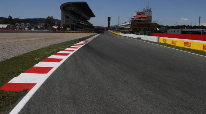 F1 2019 SPANISH GP: AN INTRODUCTION