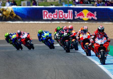 Gran Premio Red Bull de España circuito di Jerez