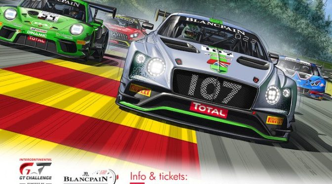 TOTAL 24h Spa-Francorchamps