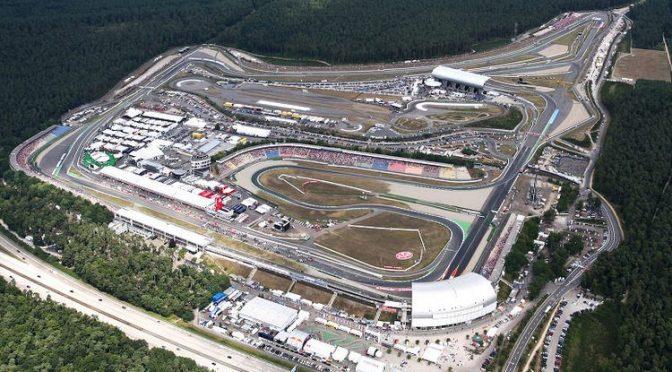 F1 2019 GERMAN GP: AN INTRODUCTION