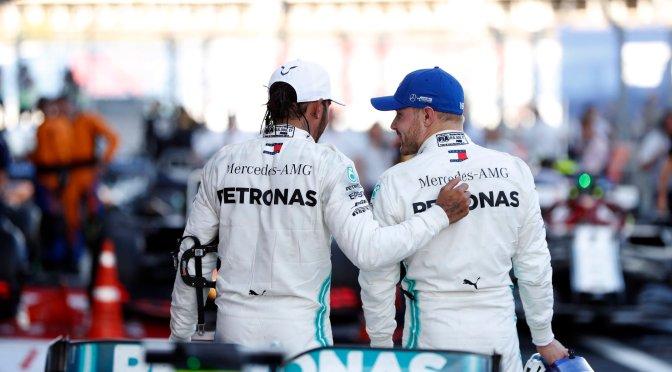 Ferrari ancora più veloce in Russia, doppietta Mercedes