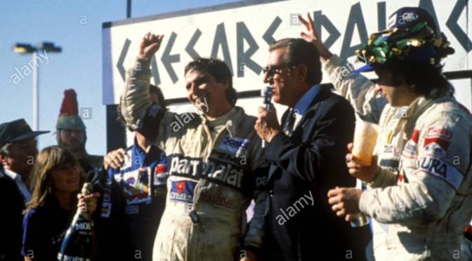 FORMULA ONE SEASON REVIEW: 1981