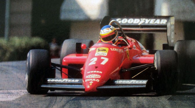 FORMULA ONE SEASON REVIEW: 1985