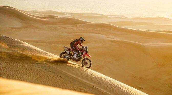 DALLA CALIFORNIA CON FURORE – Ricky Brabec riporta la Honda HRC nell'Olimpo. Vince la Dakar 2020