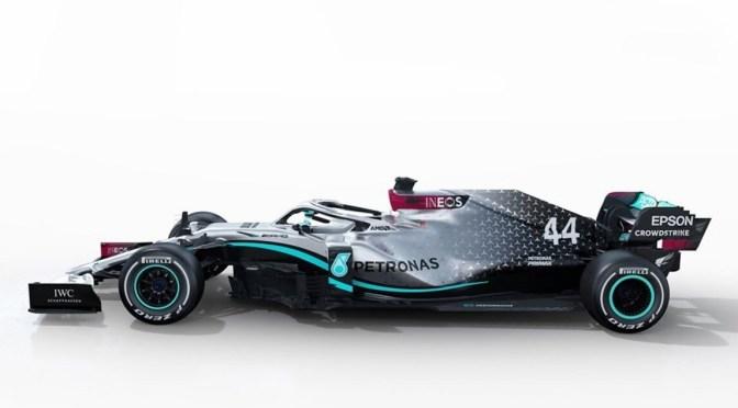 MERCEDES-AMG F1 W11