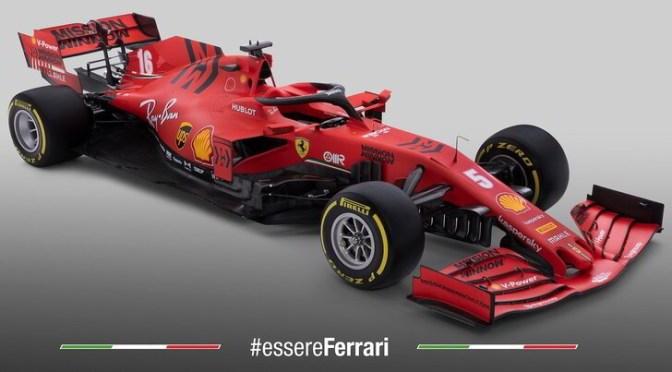 F1 2020- SF1000 per tornare a sognare