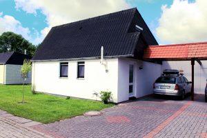 nordseeferienhaus mit carport