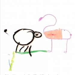 A., 8 Jahre alt