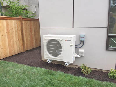 Heat pump sales, service and repair in Marysville