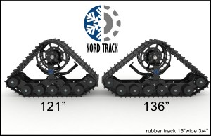 121+136 nordtrack
