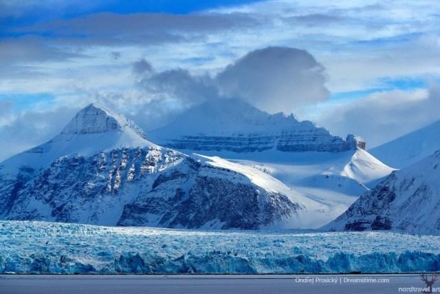 Ледник. Арктические льды