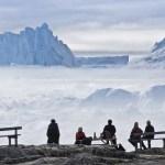 Айсберги Гренландии. Экотуризм. Рыбаки меняют профессию