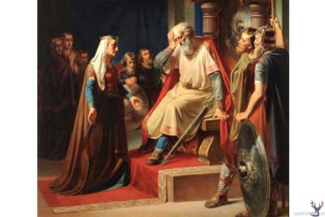Горм и Тира Спасительница Дании